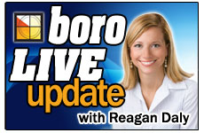 Boro Live Update with Reagan Daly